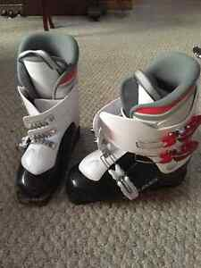 Head Black & White Ski Boots Peterborough Peterborough Area image 1