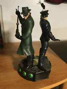 The Green Hornet and Kato Sideshow Tiki Designs statue /410 OBO