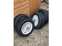 MGB GT wheels & tyres