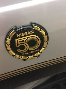 MINT 1984 Nissan 300zx 50th Anniversary Edition