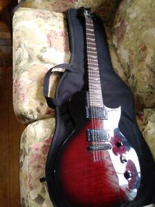 Kramer Electric Guitar & Gig Bag/Hantsport area.