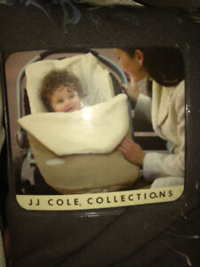JJ Cole Collections Bundle Me Bunting Bag Stroller Car Seat