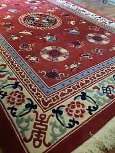 Area Rug (80in x 118in) GREAT CONDITION! London Ontario image 2