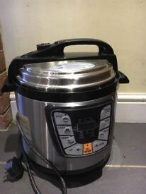 Delta 1000 watts presure muilti cooker 6 litre cud deliver