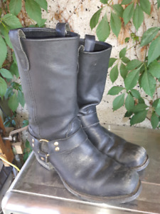 mens motorcycle boot