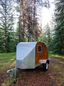 Hand crafted Teardrop trailers made in Alberta. Strathcona County Edmonton Area image 8