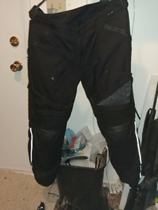 """Dainese Sport Pants - leather/balistic - size 36"""" / 56 euro"""