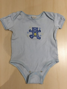 """BabyBoots"" Baby Boy Playsuit 18M"