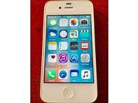 IPhone 4s white 16Gb Vodafone