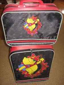 2 Disney suitcases St. John's Newfoundland image 2