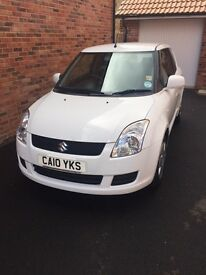 2010 Suzuki Swift SZ2 1.3L for sale - £2295 - Open to offers
