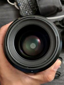 Samyang 50 1.4 AF fe lens - trade Sony FE 85 1.8