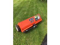 "Agrifab 44"" smart sweeper for ride on mower"