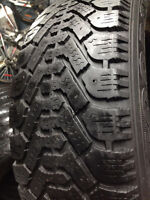Set of 4 GOODYEAR Winter tires 185/60/14 call;(514)777-6421