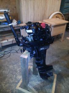 moteur  de bateaux