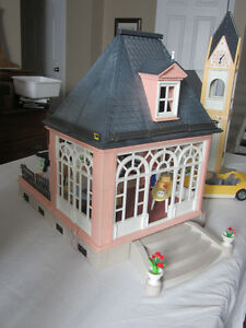 Playmobil Garden House