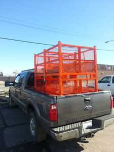"""46"""" x 36"""" x 34"""" Stackable Steel Crates for Sale Strathcona County Edmonton Area image 3"""