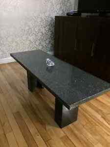 granit quartz table West Island Greater Montréal image 1