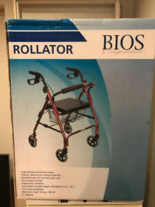 Bios Rollator Walker