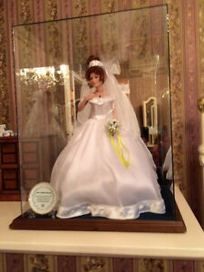 """ERIN"" IRISH BRIDE PORCELAIN DOLL"