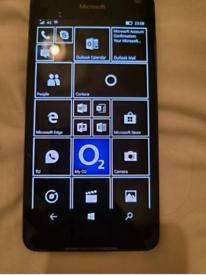 Microsoft lumia 650 O2