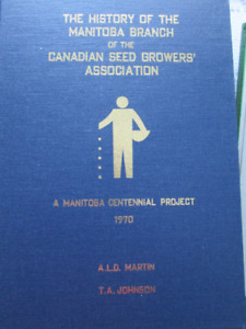 Books- agriculture history