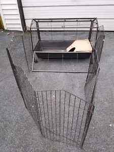 Oxbow Rabbit Guinea Pig Cage and Pen