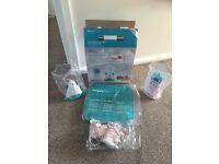 Angel care sensor mat and baby monitors