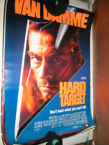 Jean Claude Van Damme Movie Posters