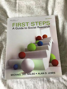 First Steps, a Guide to Social Research