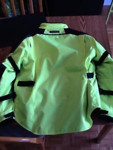 2 manteaux de moto double usage