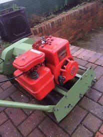 Hayter 20 inch petrol mower