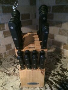 Farberware Knife Block Set