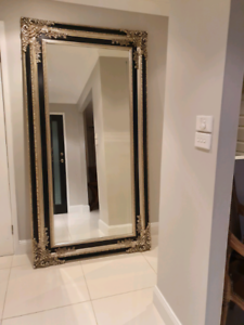 Ornate Statement Mirror St Johns Park Fairfield Area Preview