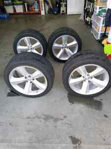 "20"" Dodge SRT rims Alcoa forged charger challenger magnum 300 Strathcona County Edmonton Area image 2"