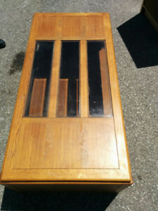 Furniture no longer needed price or best offer - coffee table