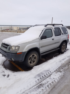 2002 Nissan Xterra SE for parts. Selling complete.