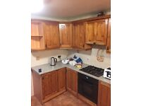 Solid Pine Kitchen for sale
