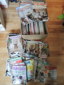 Magazines and Books for sale