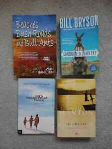 Books set in Australia