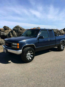 Trade 1994 gmc 1500 4x4 for dodge ram 4x4