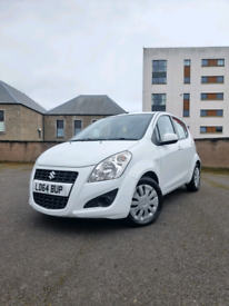 64 suzuki splash 1.0i 5dr. £20 tax, low 38k, March 22 mot, 50.3mpg