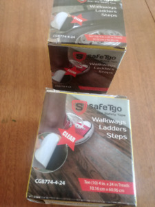 Safety Treads for stairs/ladders/boats