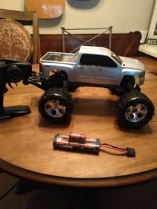 Traxxas stampede new trade for phone