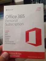 Microsoft Office 365 Personal - Not Opened