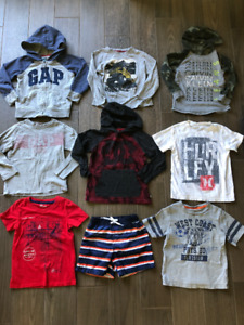 Size 5t Lot (9 items)