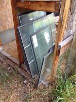 Misc size, double pane insulated windows make an offer