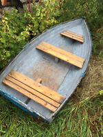 Old paddle boat. $200 OBO - SOLD - See My Other Ads