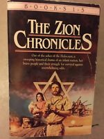 The Zion Chronicles box set-books 1-5 - $15.00