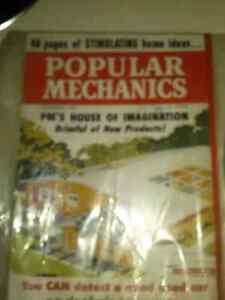 September 1961 Popular Mechanics magazine good condition.(makes  Kitchener / Waterloo Kitchener Area image 1